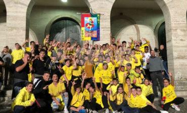 MiniPalio 2019, vince il Rione Sant'Angelo per la terza volta consecutiva