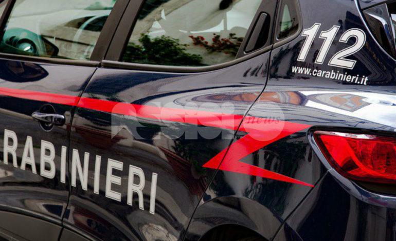 Armi e munizioni rubate a Santa Maria, ritrovate a Foligno dai carabinieri