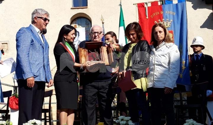 Premio Samaritano 2019, a Petrignano si ricorda Eugenio Fumagalli (foto)