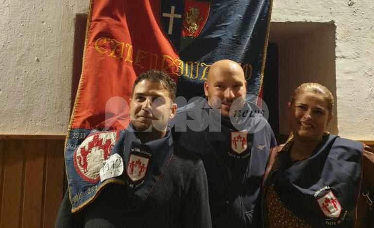 Alessandro Lampone è il nuovo Nobilissimo Priore di Parte de Sopra