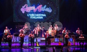 Renzo Arbore e l'Orchestra Italiana il 27 febbraio 2020 al Lyrick