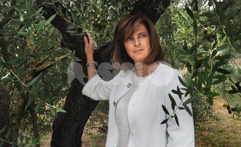 Donatella Porzi inaugura la sede elettorale a Santa Maria