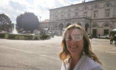 Giorgia Meloni (Fratelli d'Italia) sarà ad Assisi in vista delle Regionali 2019