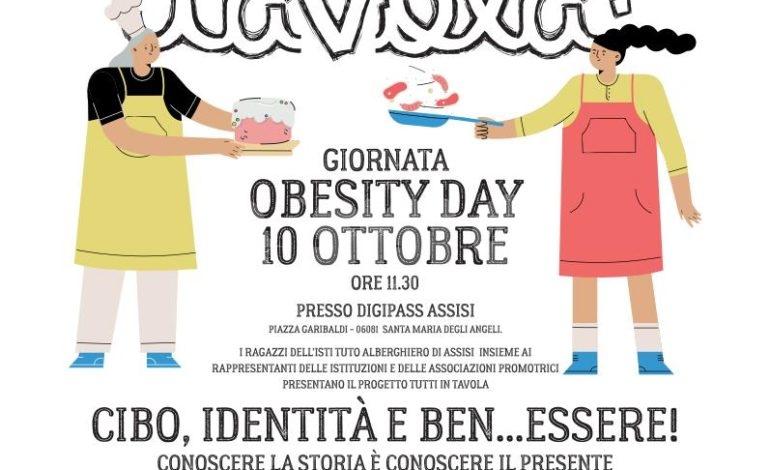 """Obesity Day 2019, all'Alberghiero di Assisi le """"confessioni dietetiche"""""""