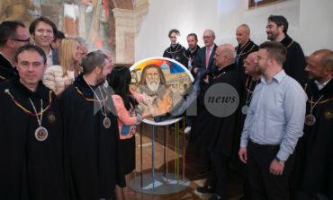 Piatto di Sant'Antonio Abate 2020, presentato il programma della Festa di Santa Maria degli Angeli (FOTO)