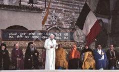 Spirito di Assisi 2019, giovani a confronto e in preghiera