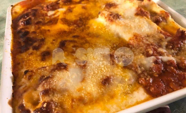 Pasta al forno umbra, la ricetta: ingredienti e preparazione