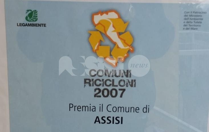 """Daniele Martellini: """"Assisi comune riciclone, non è la 'prima vittoria'"""""""