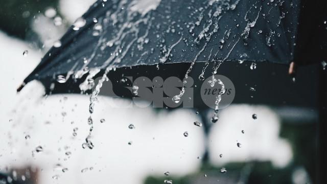 Meteo Assisi 15-17 novembre 2019: pioggia ancora padrona e allerta gialla-arancione