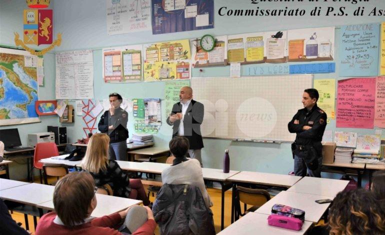Legalità, la polizia di Stato assisana ne parla con gli studenti della Fifi