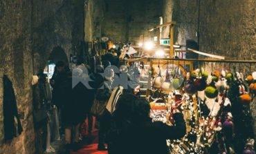 Mercatini di Natale a Perugia 2019, il via il 7 dicembre alla Rocca Paolina