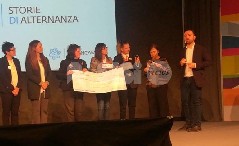 Storie di alternanza 2019, vince l'Alberghiero di Assisi con Creativeat