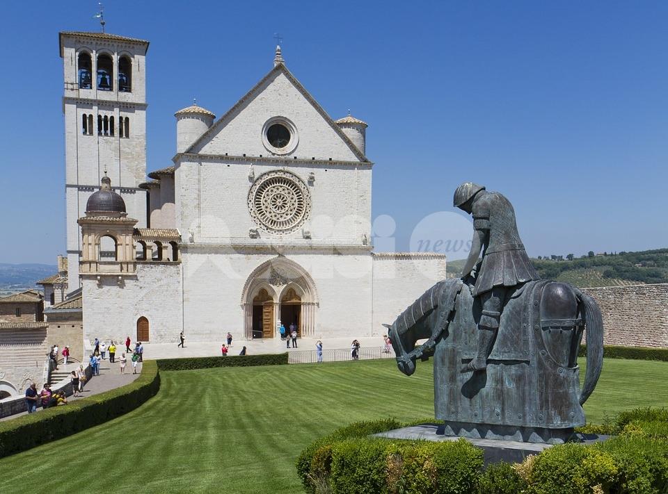 Riapertura della Basilica di San Francesco dopo il terremoto del '97, ad Assisi una messa celebrativa