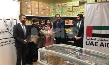 L'ambasciatore Obeid Al Shamsi in visita ad Assisi per due giorni