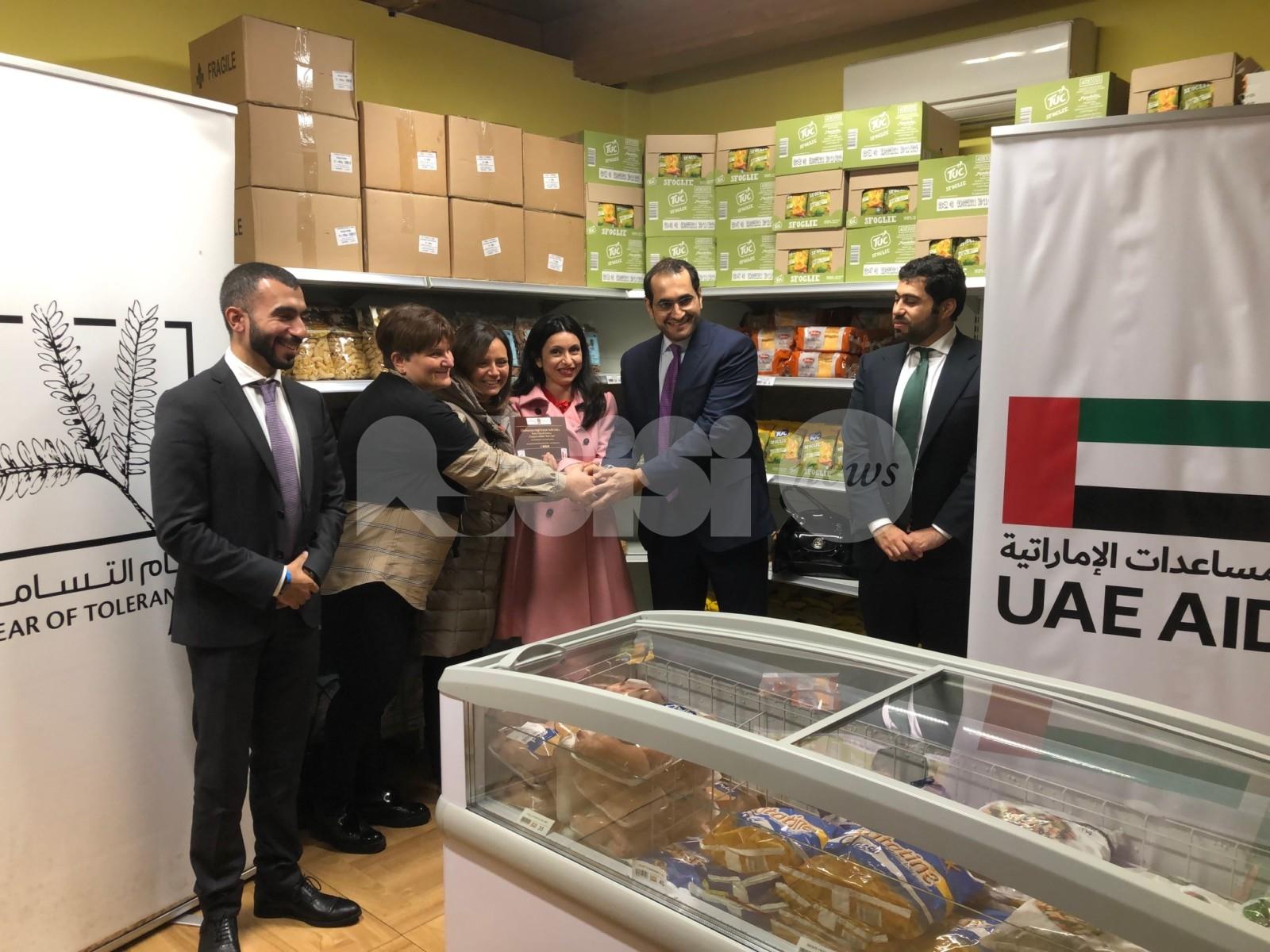 L'ambasciatore Obeid Al Shamsi in visita ad Assisi per due giorni - Assisi News