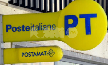 L'ufficio postale di Petrignano chiuso 5 giorni per ristrutturazione