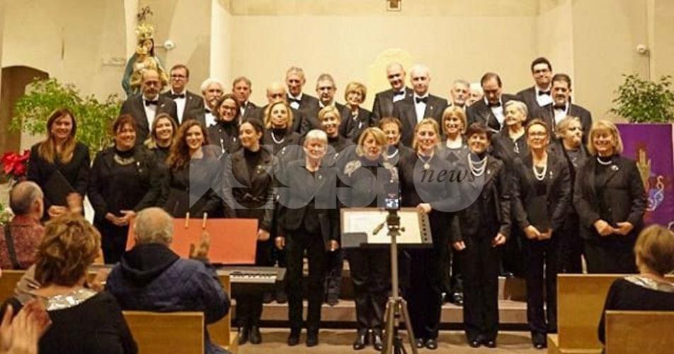 Concerto natalizio 2019, i Cantori di Assisi domenica a Ospedalicchio