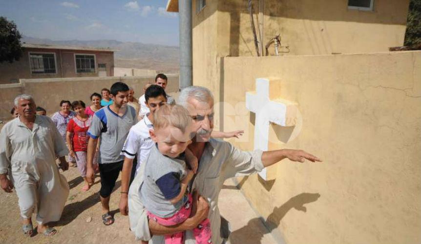 Decimati, giovedì su Rai 3 il documentario sui cristiani perseguitati in Iraq