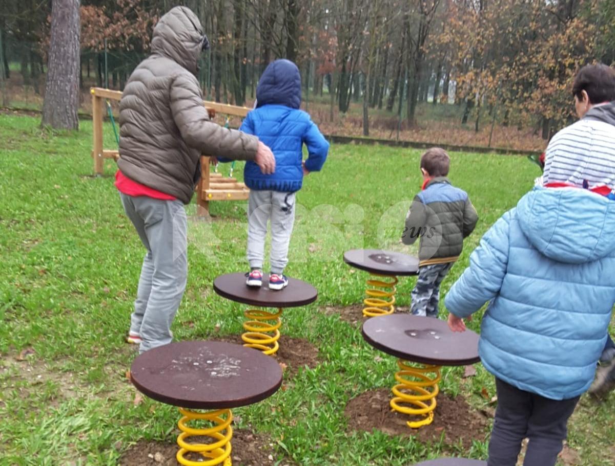 Outdoor Education, a Petrignano e Torchiagina due nuove aree gioco