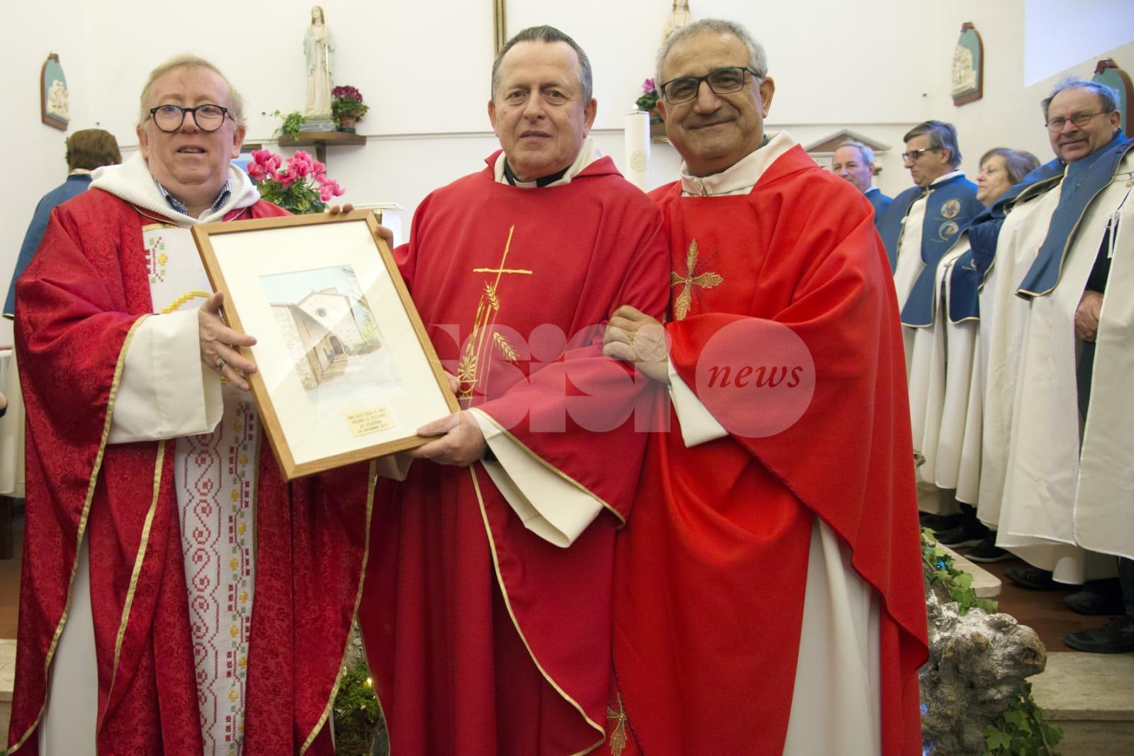 Premio Santo Stefano 2019, consegnato a don Maurizio Saba