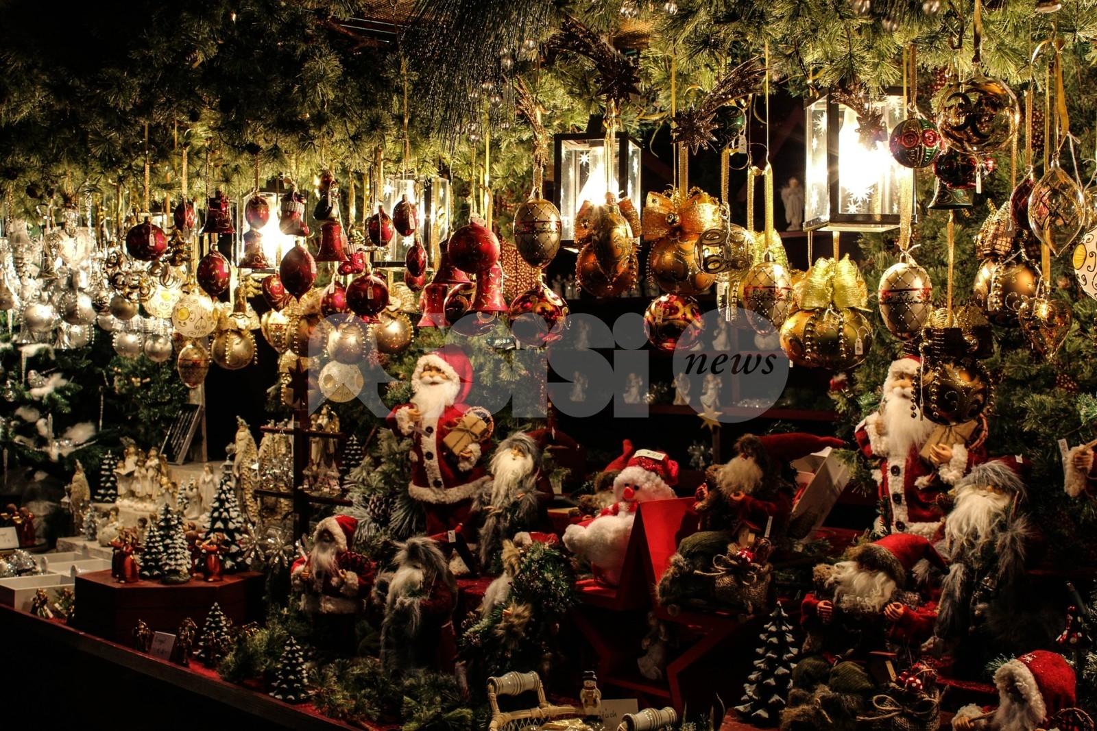 Mercatini di Natale in Umbria 2019-2020: città, date e orari