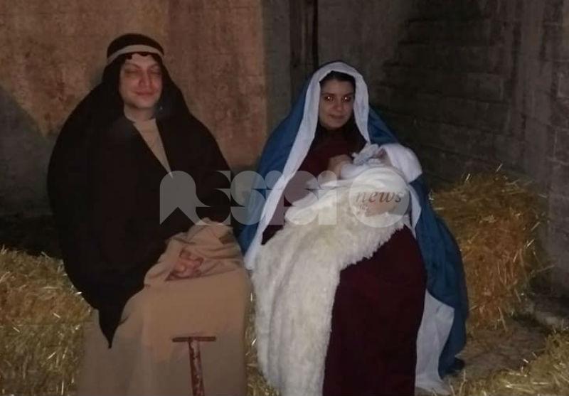 Presepe vivente di Spello 2019, un'autentica riproduzione del tempo di Gesù (foto)
