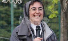 Suor Alessandra Smerilli alla scuola socio politica Toniolo
