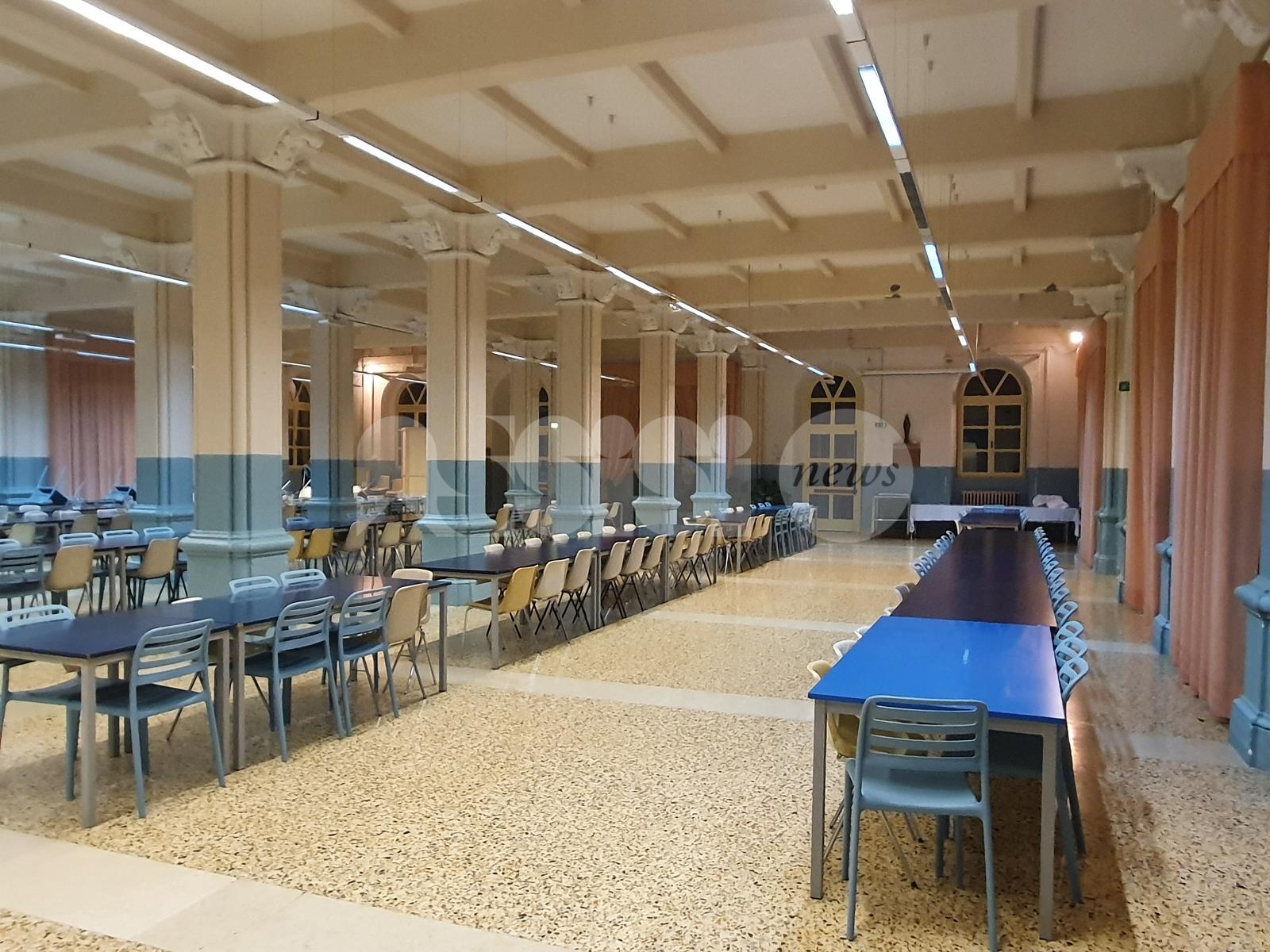 Convitto Nazionale di Assisi, svolta sostenibile: la mensa diventa bio