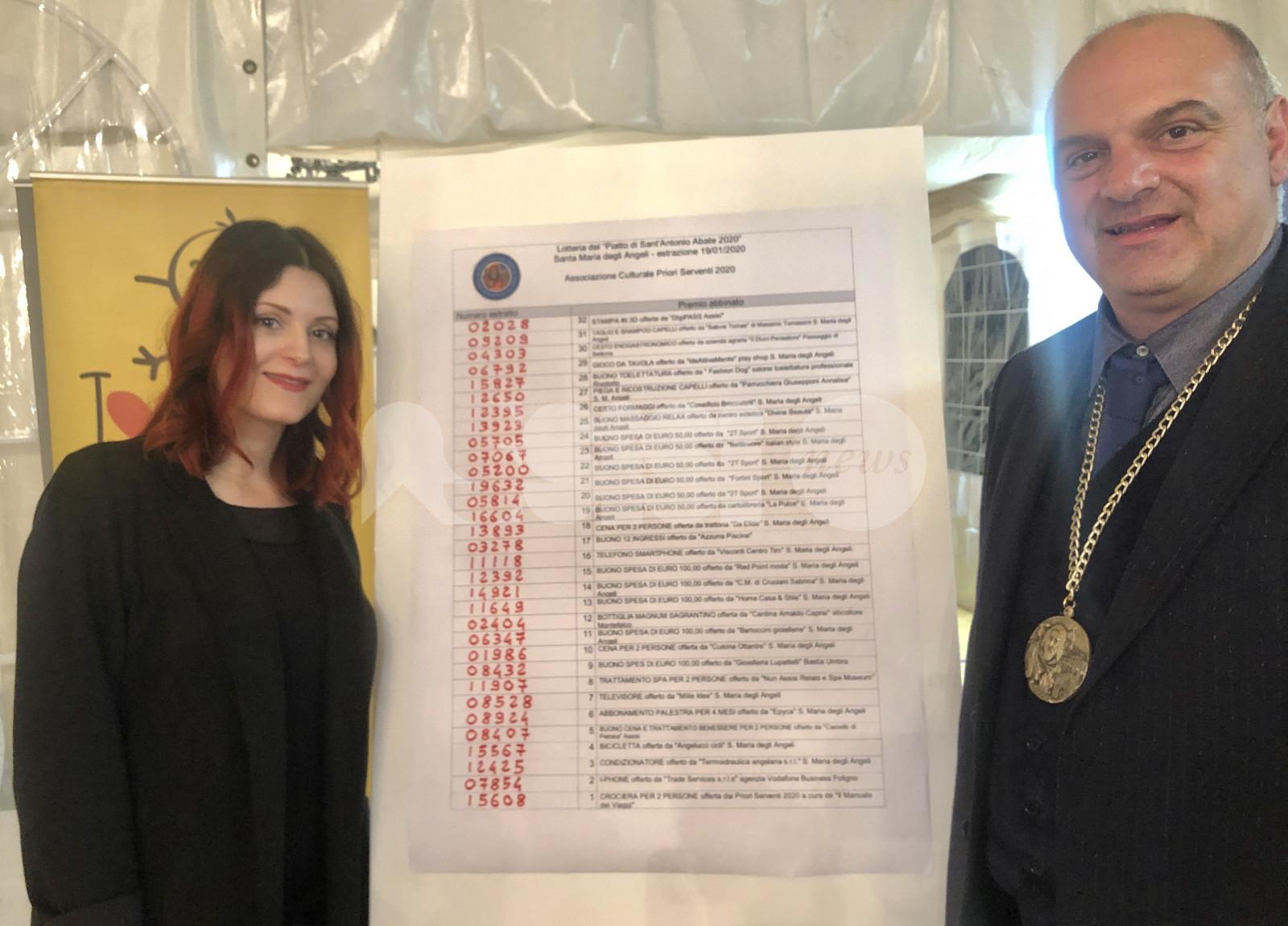 Lotteria 2020 del Piatto di Sant'Antonio: i numeri dei biglietti vincenti