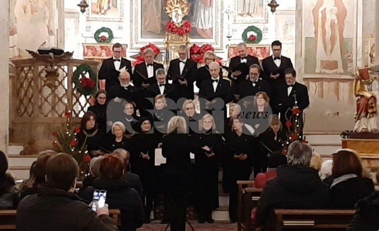 I Cantori di Assisi in trasferta a Spoleto per un evento benefico