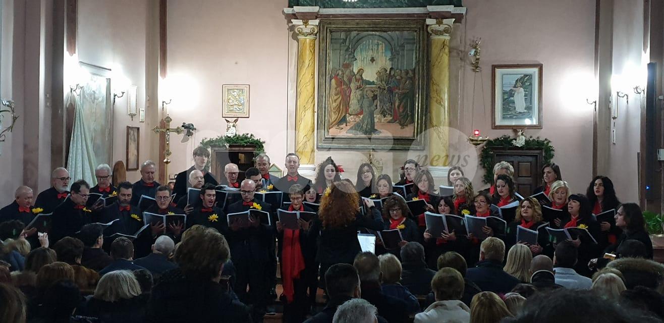 Il coro TordandreaINcanto chiude la stagione con il concerto dell'Epifania