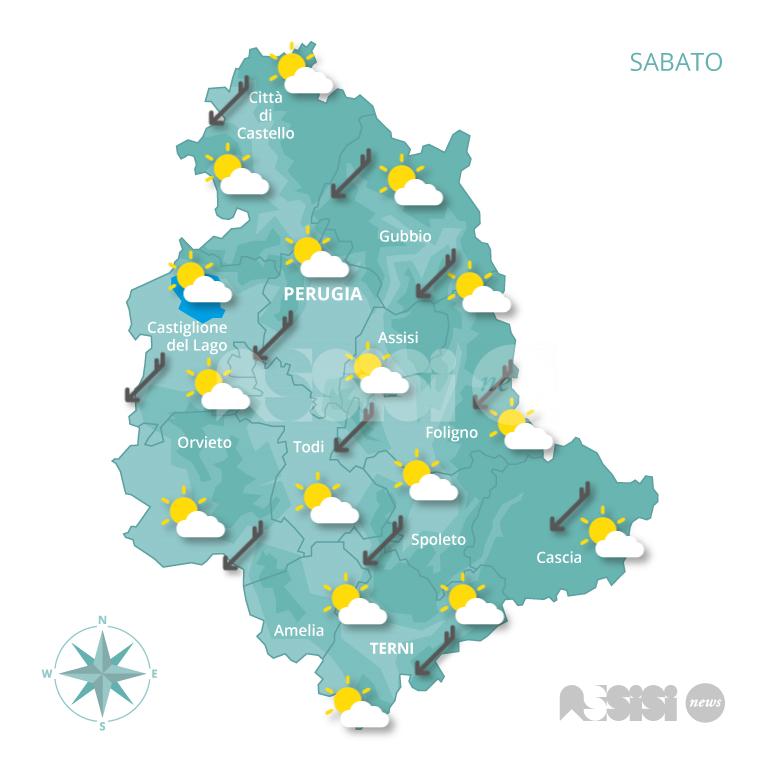 Meteo Assisi 10 12 Gennaio 2020 Cielo Sereno E Gelate In Attesa