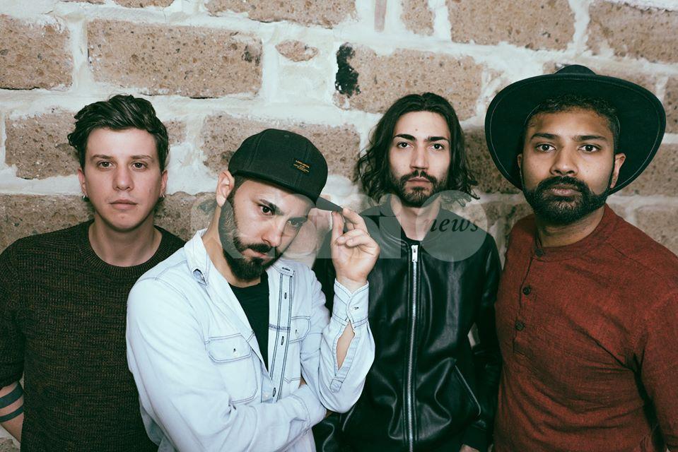 Diraq, la band umbra alla 33' edizione di Sanremo Rock&Trend 2020