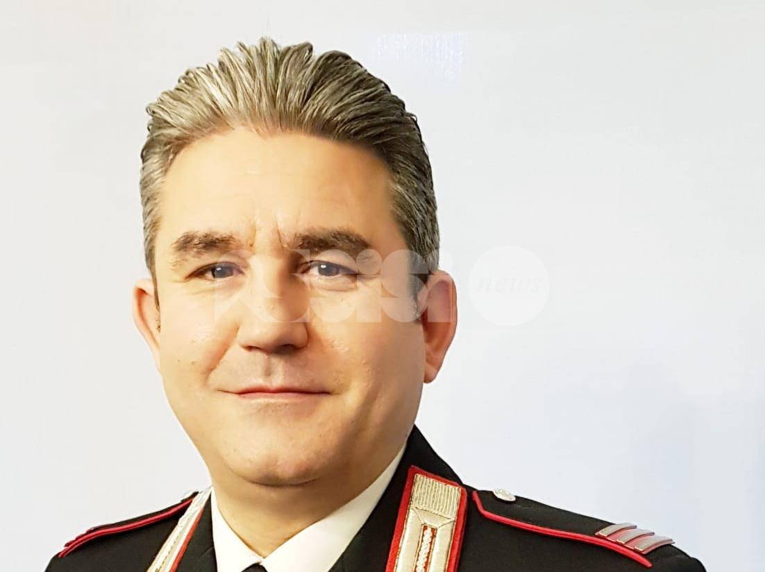 Il maresciallo Gennaro Colella a capo della stazione carabinieri di Bastia