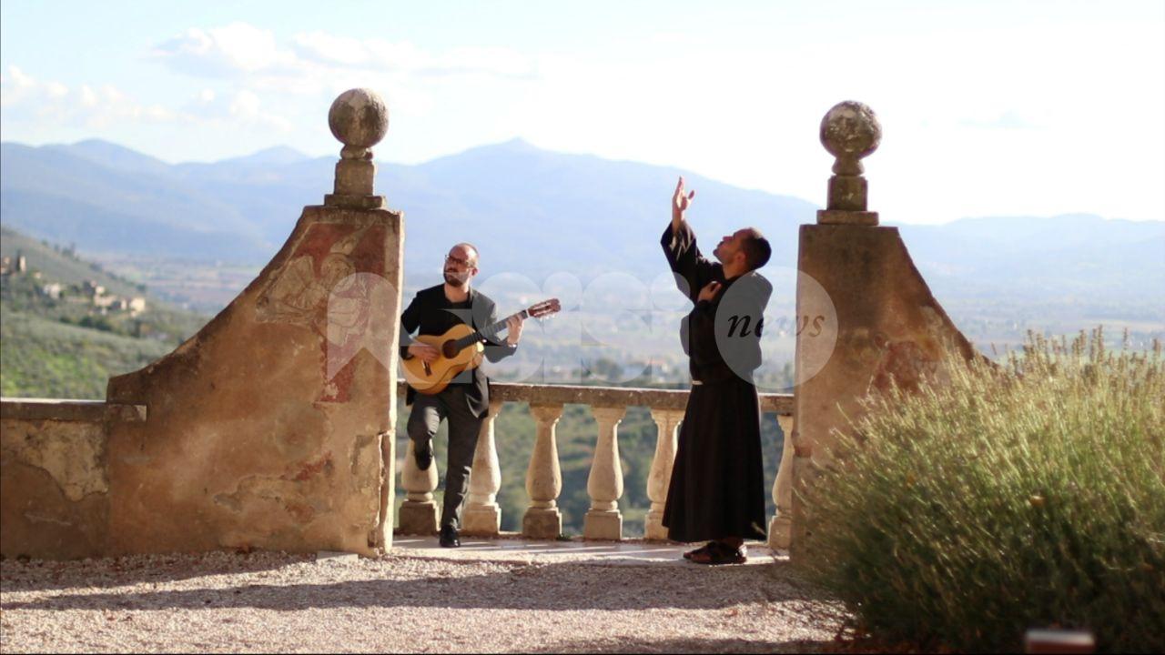 Munasterio 'e Santa Chiara, primo videoclip di Frate Alessandro