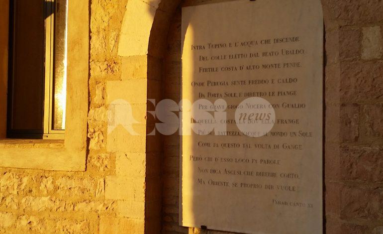 """Dantedì, da Assisi l'invito alle città umbre della Divina Commedia: """"Celebriamolo insieme"""""""