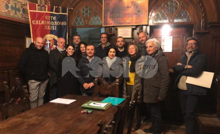 Ente Calendimaggio, insediato il consiglio direttivo 2020-2022