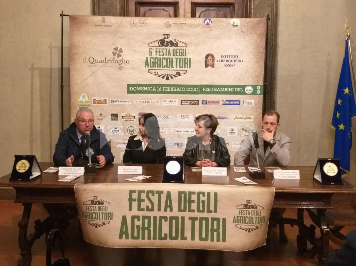 Festa degli agricoltori 2020, il programma presentato a Perugia