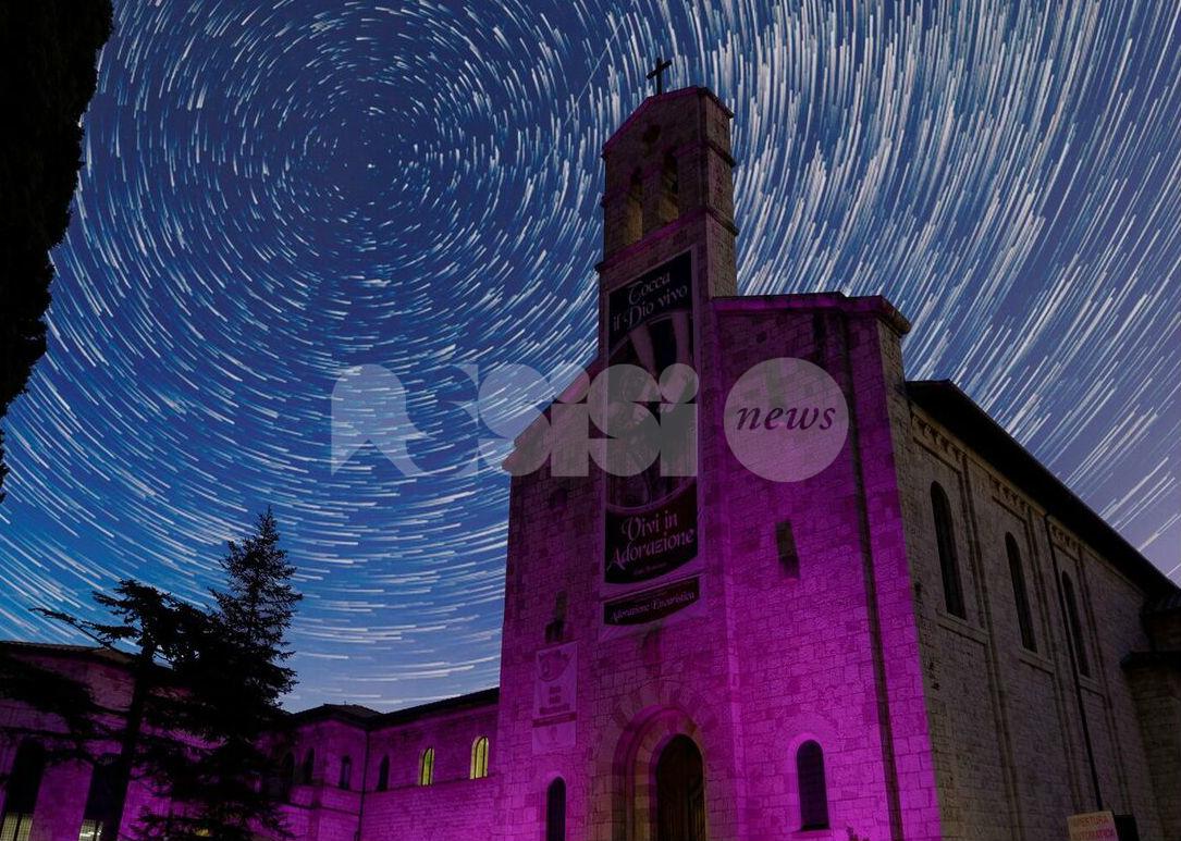 Giornata Mondiale dell'Epilessia 2020, il Serafico torna a illuminarsi di viola