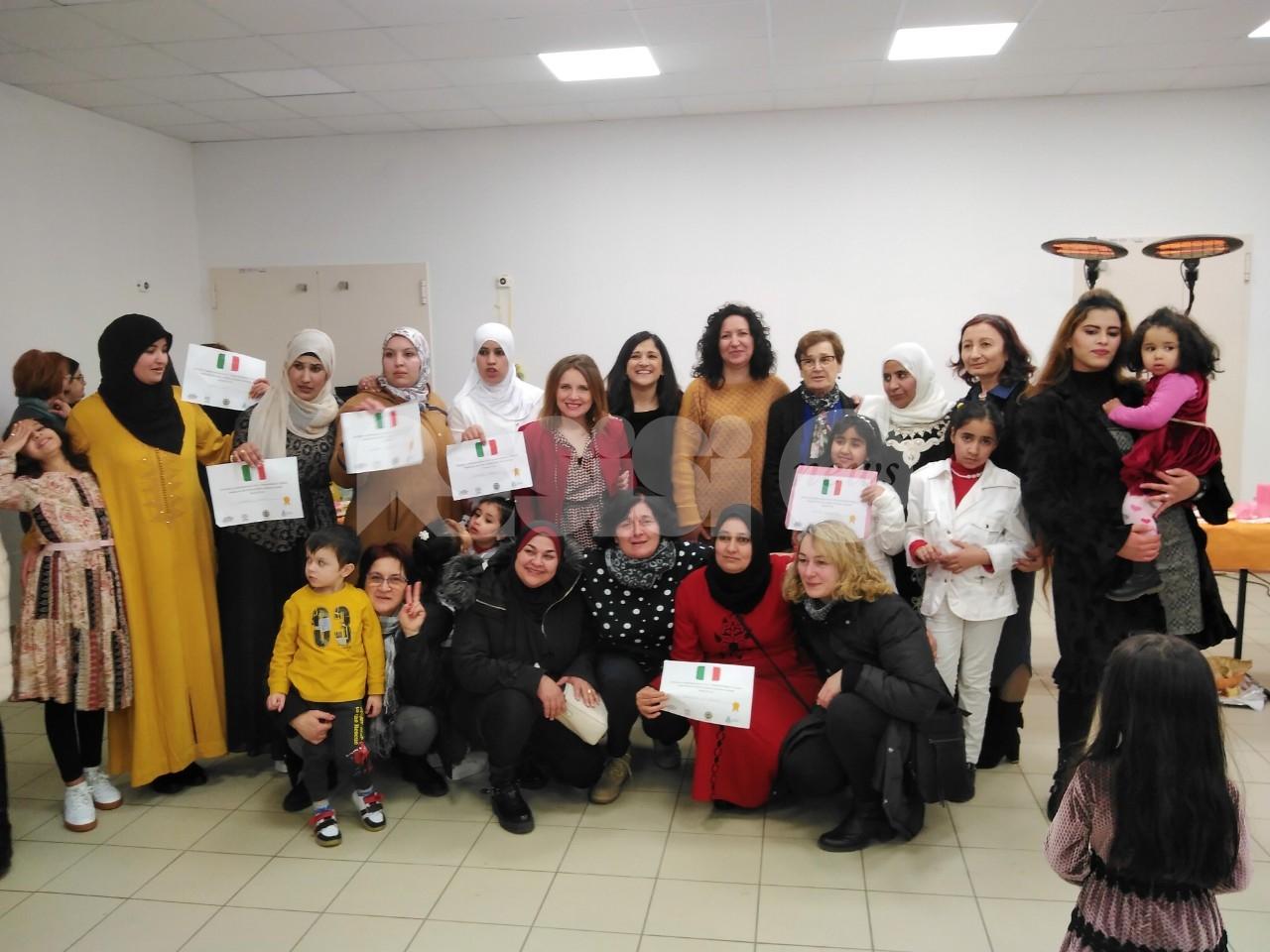 Insieme attraverso l'italiano, a Cannara si imparano italiano e integrazione