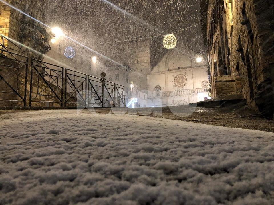 Freddo e gelo in arrivo ad Assisi e sull'Umbria: lo speciale meteo di Luca Tiberti