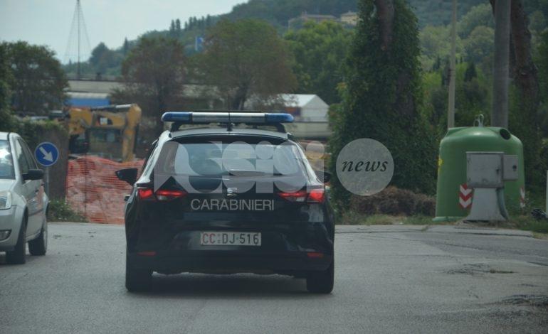 Lotta allo spaccio, i carabinieri arrestano un pusher a Valfabbrica