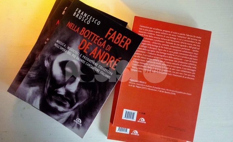"""""""Faber, nella bottega di De André"""" presentazione ad Assisi il 29 febbraio"""
