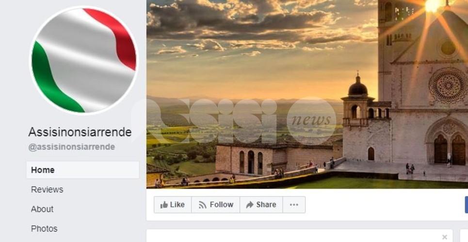 Assisinonsiarrende, una pagina Facebook 'aperta' per condividere servizi e aiuto