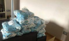 Gli amici di Simone, la onlus bastiola dona 3.500 mascherine ad Assisi, Perugia e Terni