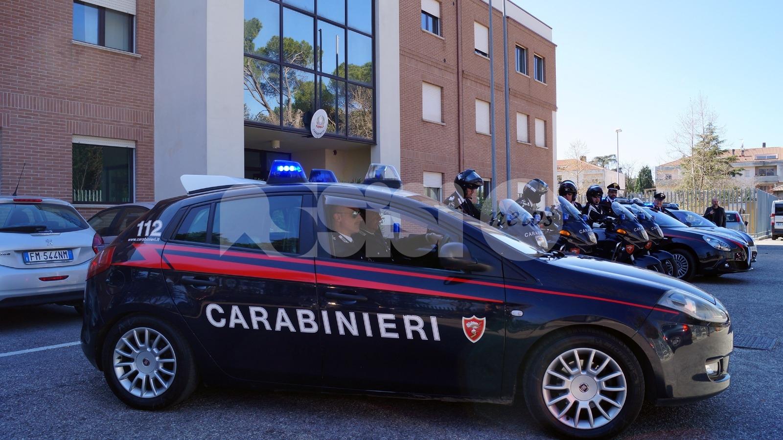 Autofficina abusiva nel cannarese: i carabinieri denunciano un 36enne