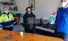 IdeAttivaMente riconverte le maschere da snorkeling per la Protezione Civile