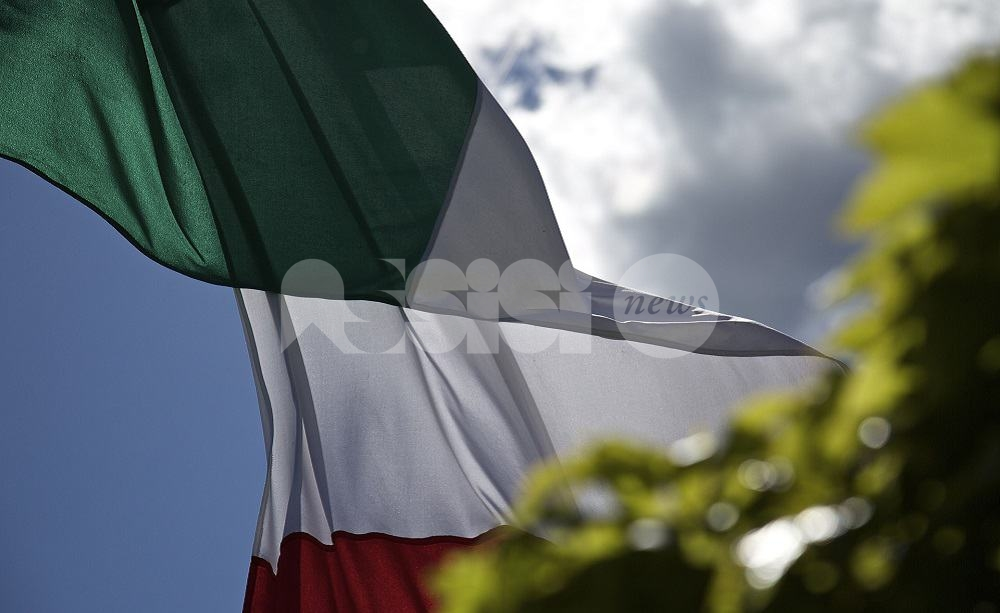 25 aprile 2020, il coronavirus non ferma le cerimonie ad Assisi, Bastia Umbra e Bettona