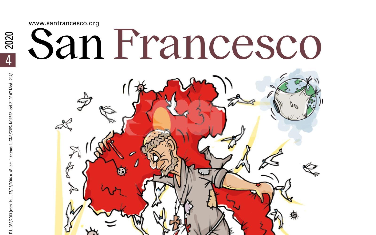 Centenario della Rivista San Francesco, incontri nelle piazze per scoprire le nuove vie della comunicazione