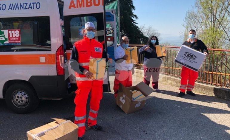 Ospedale di Assisi, non si ferma la solidarietà: un ristorante offre il pranzo di Pasqua